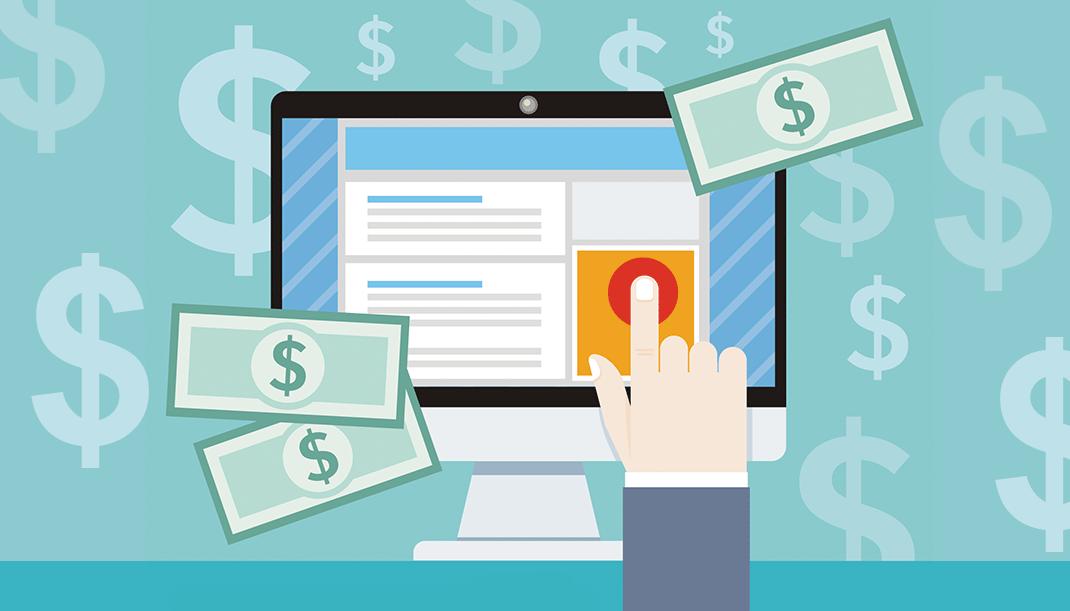 Risultati immagini per pay per click
